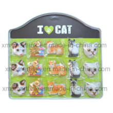 Pet Cats Magnet