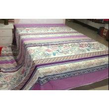 2016 Tecido impresso reativo barato da tela do algodão para o têxtil Home