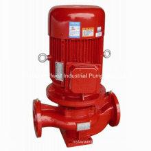 Pompe centrifuge verticale approuvée par CE d'IRG