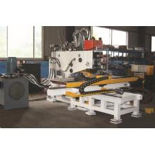 CNC Steel Sheet Punching Marking Machine