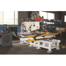 CNC Steel Sheet Punching Marking Machine
