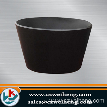 Fast Delivery for Butt-Weld Reducer ASTM A16.9 gi tee Reducer Pipe fitting export to Belize Exporter