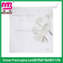Cheap Reusable Dry Cleaning Drawstring Travel Foldable Non Woven Hotel Washing Wholesale Laundry Bag in Bulk