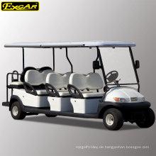 Billig 8 Menschen Electric Golf Buggy China Made