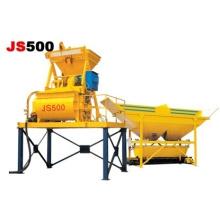 Принудительный смеситель JS-750 Twin-Shaft