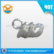 Tomada de alumínio do amortecedor do CNC Machining