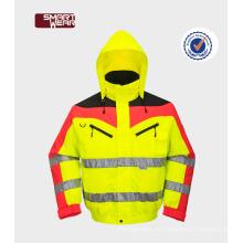 equipo de seguridad ropa de trabajo reflexiva ropa de seguridad con cinta reflectante