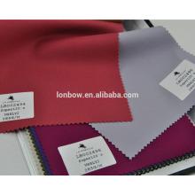 High end luz lycra lã vermelho terno tecidos atacado no exterior