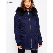 Cotton Sport Winter Oversize Parka Women Coat