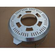 Zinc Plated Rhos Surface Astm A366 Brake Shroud Weldment Precision Sheet Metal Fabrication