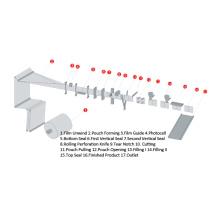 Granule packing machine WHS-180