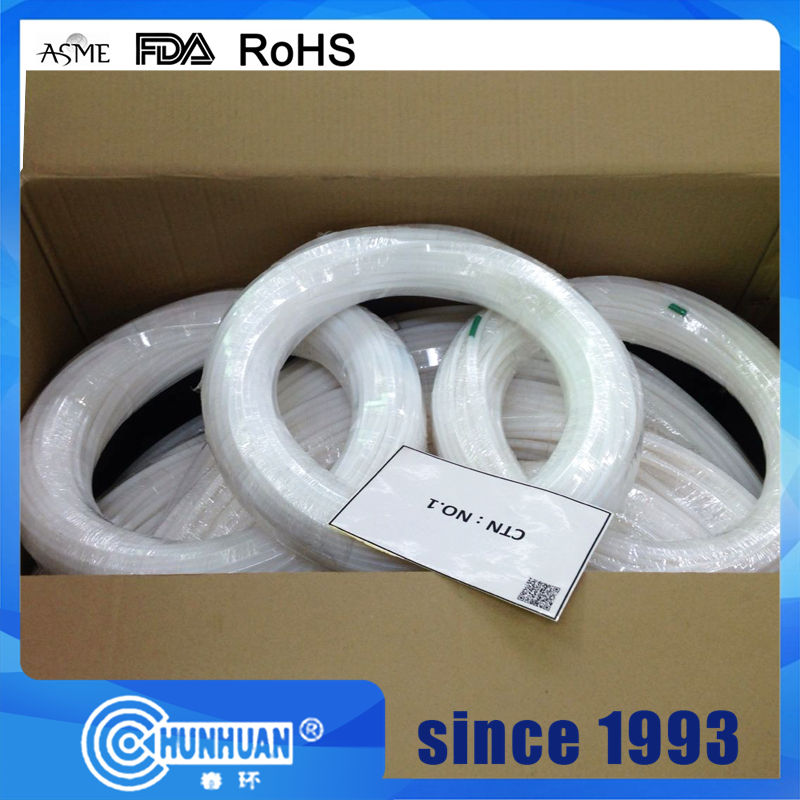 PTFE Black  Pipes In Rolls