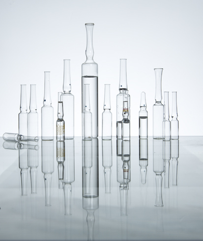 Clear Ampoules