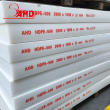 Espesor impermeable 100 mm 110 mm 120 mm Hoja de HDPE