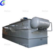 Unidade integrada de equipamentos de tratamento de água de esgoto da unidade MBR