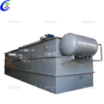 Unité de traitement des eaux usées intégrée à l'unité MBR