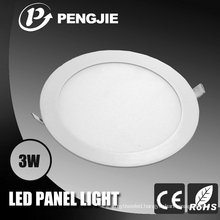 Ultrathin Design 3W to 24W LED Panel Lighting Housing