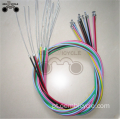 bicycle coloured laser brake cable bicycle inner cable bike brake cable for kids bike