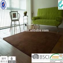Nerz Teppich Teppich schaumstoffunterstützter Teppich