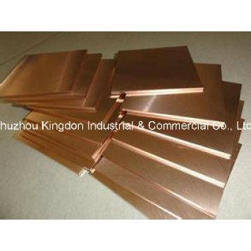 Tungsten Copper Sheet/ Tungsten Copper Plate/Tungsten Copper Rod/Tungsten Copper Alloy