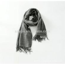Casaco novo do inverno do lenço da caxemira do inverno dos homens