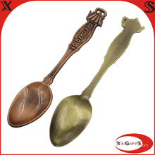 Custom Promotional Gift Metal Souvenir Spoon for Gifts