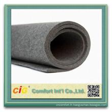 Feutre de Polyester durable rouleaux de tissu
