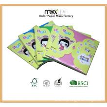 150 x 150 mm Desenhos Animados Origami Paper (OP150-001A)