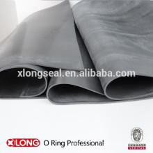 Fábrica de venta directa de láminas de caucho reforzado