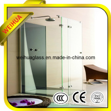 4-19mm Tempered Glass Panels for Sale with CE / ISO9001 / CCC
