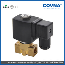 brass stainless steel solenoid valve for hot style NC/NO