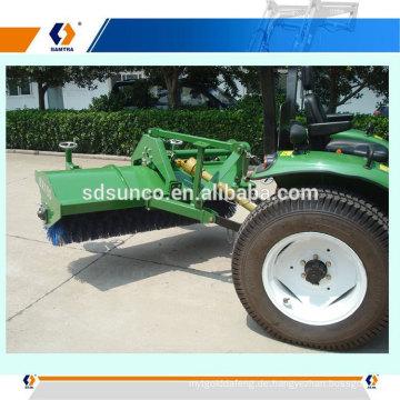 Traktor Werkzeug 3-Punkt Hitch Schnee Kehrmaschine