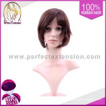Mejores sitios web venta por mayor peluca judía Kosher pelucas pelo indio