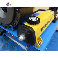 Manguera hidráulica manual superior máquina de prensa HT-92S-A