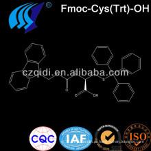 Líder de intermediários orgânicos Fmoc-Cys (Trt) -OH Cas Nº 103213-32-7