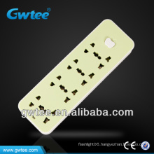 Multi tabletop power socket