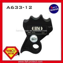 A633-12 Protection Alpinisme Aluminium Avec Tige de Cordage Oculaire de 12mm