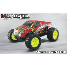 Nitro Poderoso Metal Racing Cars Toy Carro RC