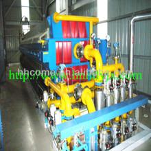 Máquina do equipamento da destilação do óleo de semente de algodão / equipamento do fracionamento do óleo de semente de algodão