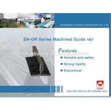 trilho de guia linear para elevador para MITSUBISHI, HITACH, Schindler, KONE