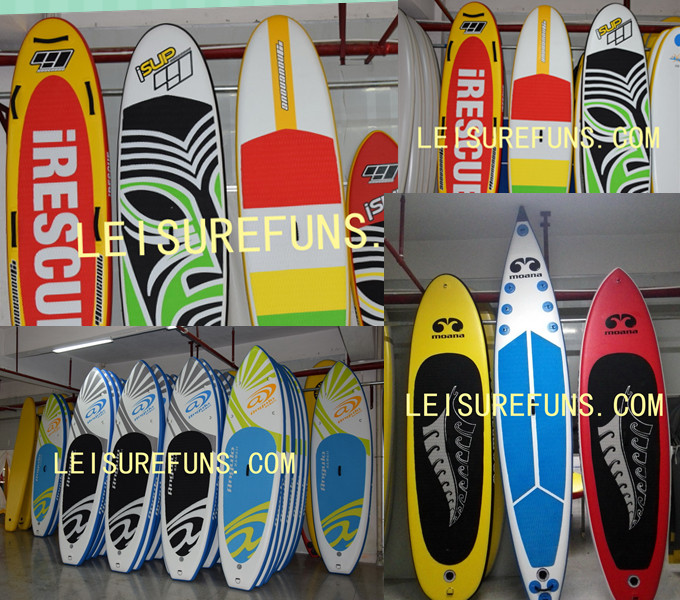 Cheaper Inflatable Paddleboarding Sup