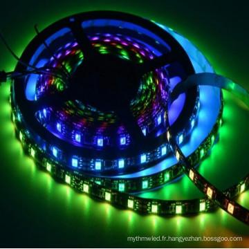 Bande de pixels flexible APA102 60 LED