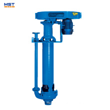 SP series high chrome verticle slurry pump