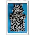Коралловые флис халаты для детей, Детский флисовый Халат