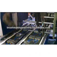 high speed 2 axis elevator brush drilling and tufting machine