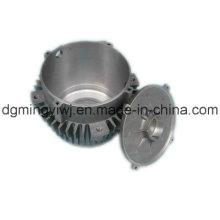 Nouvelle pièce moulée sous pression en zinc avec usinage CNC et galvanoplastie en Chine