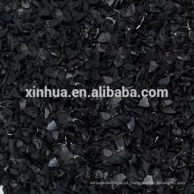 Carvão ativado à base de madeira para tratamento de água