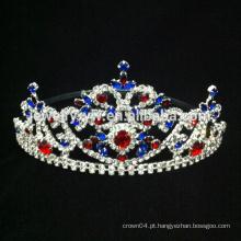 Crytal Crown / Tiaras Acessórios Bridal / Acessórios De Cabelo De Casamento