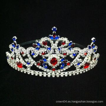 Crytal Crown / Tiaras Accesorios nupciales / accesorios para el pelo de la boda