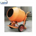 Mezclador concreto accionado motor diesel 350L